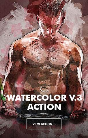 Mix Oil Painting Photoshop Action - 86