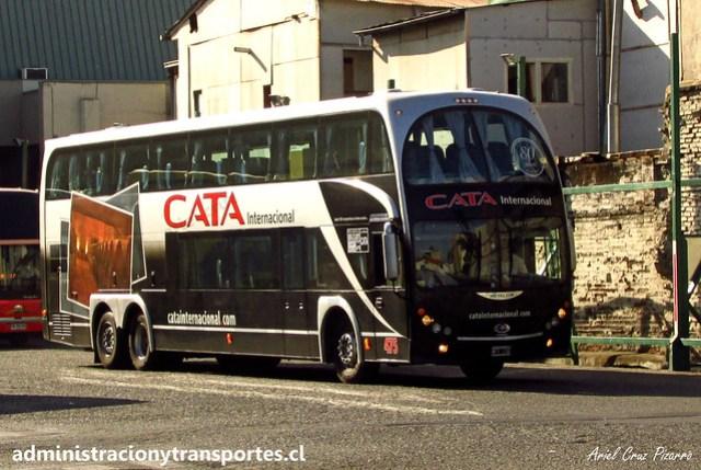 Cata Internacional | Viña del Mar | Metalsur Starbus 2 - Mercedes Benz / MFY238 - 475