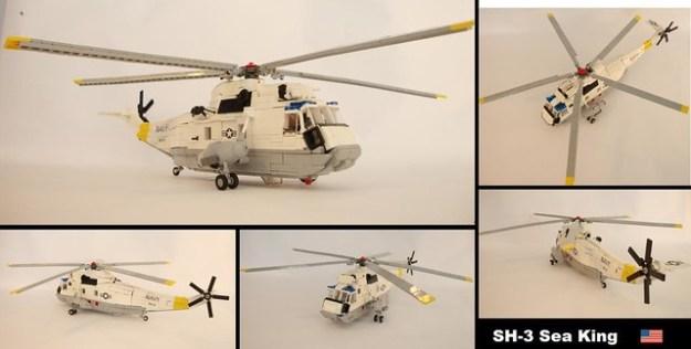 SH-3H Sea King (2)