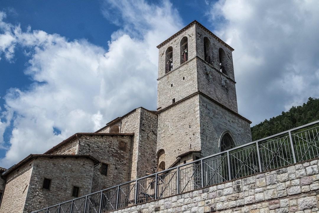 Campanile del Duomo (Gubbio)