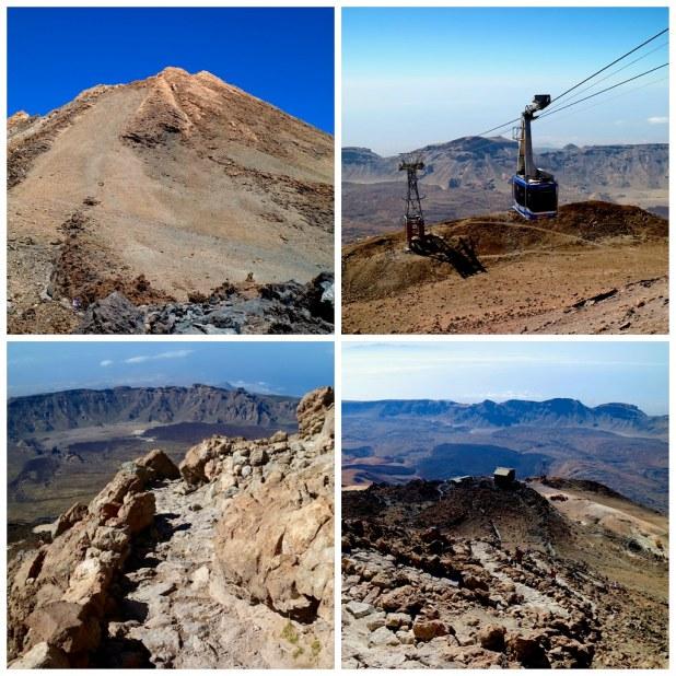 Teleferico Teide Tenerife