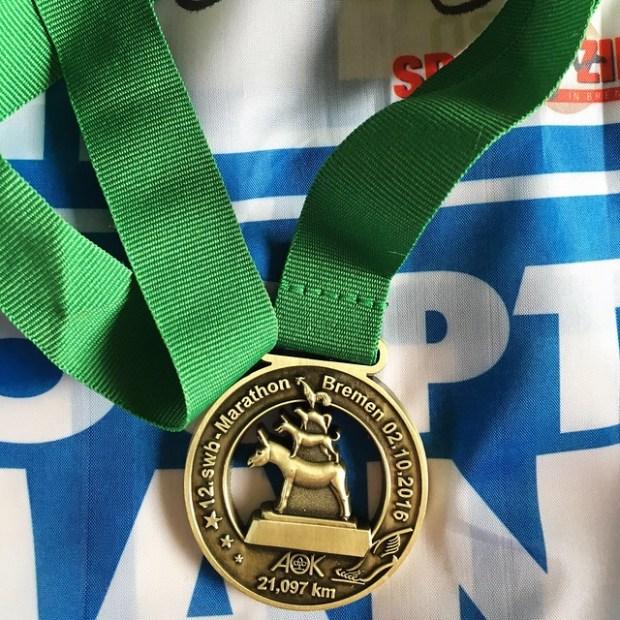 Bremen Half Marathon 2016