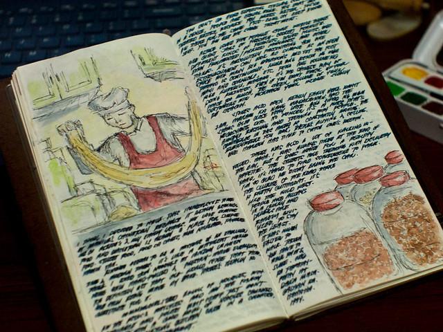 Chinatown Journal Entries