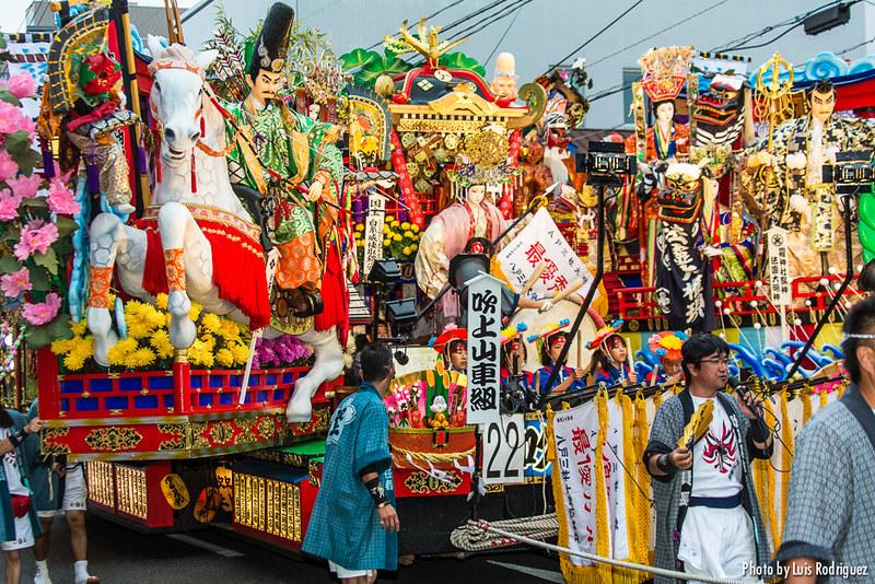 Festival Sansha Taisai de Hachinohe-49
