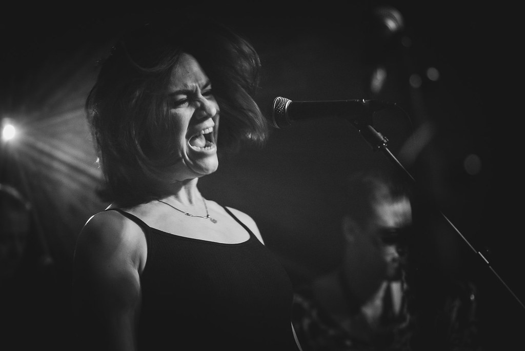Nadine Shah at the Water Rats