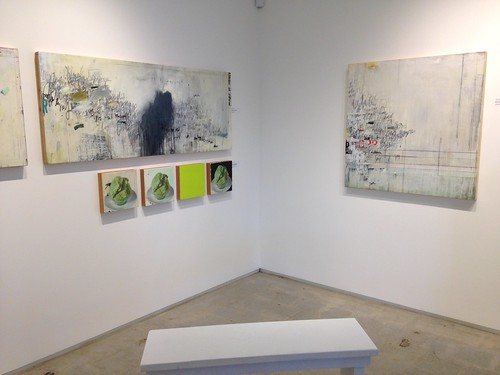 Jill Pilon at Gibsons Public Art Gallery
