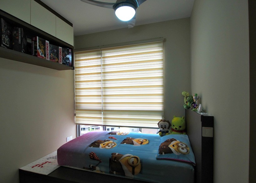 Edison's room
