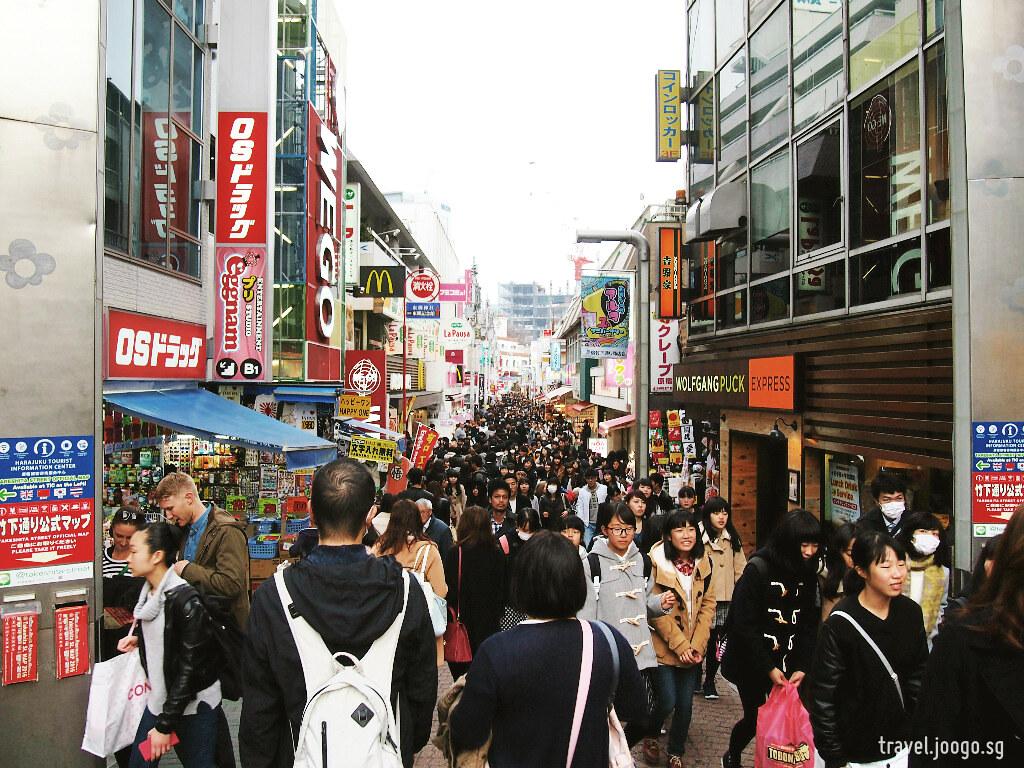 Takeshita Dori 1 - travel.joogo.sg