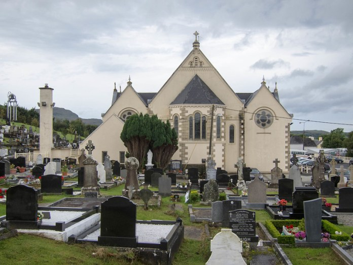 Church of the Holy Family, Ardara, Ireland