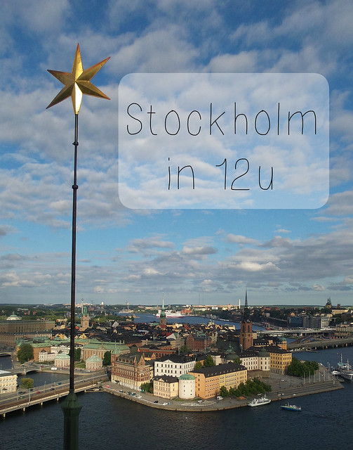 Stockholm in 12u