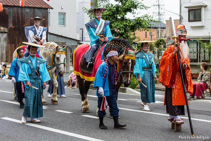 Festival Sansha Taisai de Hachinohe-8