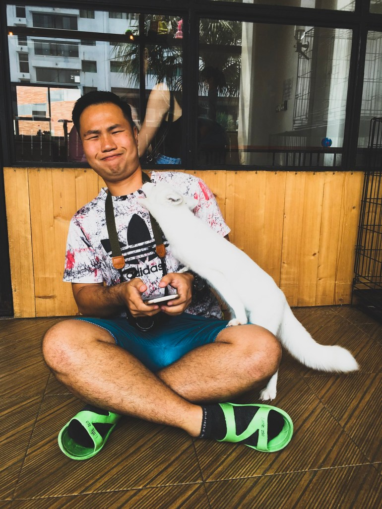 2016 Bangkok Trip | Little Zoo Cafe | On The River Cafe | Thailand Luk Chup Lesson In Bangkok