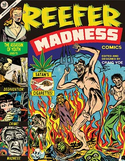 29194377494_a18eaf661d_n The REEFER MADNESS paperback edition you are about to witness may startle you