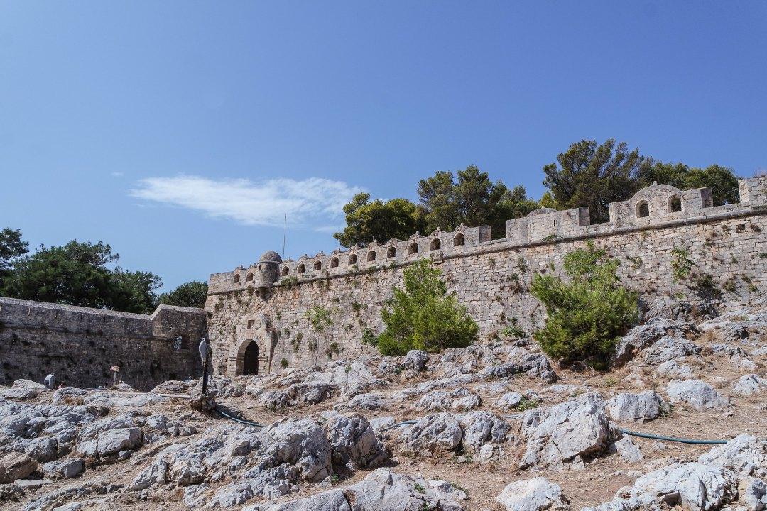 Fortezza veneziana di Rethymno