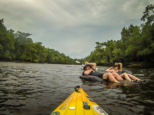 Edisto Beer Commercial and Rope Swing Float-44
