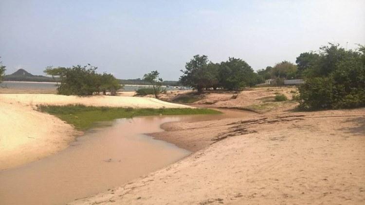 Comunitários alertam para o assoreamento do lago Jacundá, em Alter do Chão, Assoreamento do Lago do Jacundá4