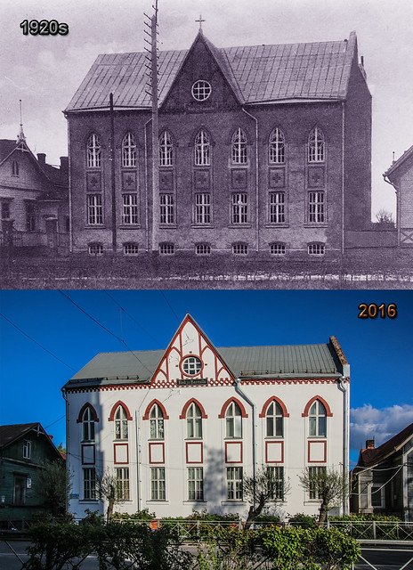 1920 suomen kirkon sislahetus seuran raamatun talo - may 20 2016
