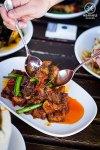 Pad Prik King Crispy Pork Belly, $21.90: Korn Thai, Crows Nest. Sydney Food Blog Review