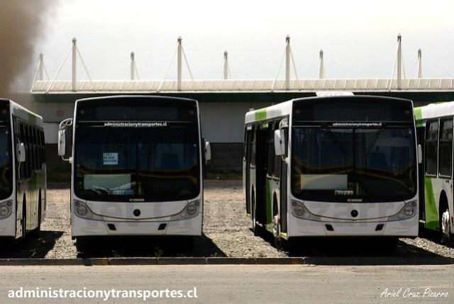Transantiago - Buses Vule - Caio Mondego H / Mercedes Benz