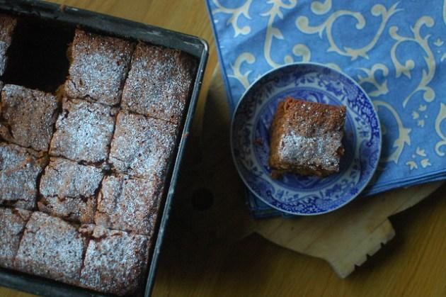 Honey & Rye Cake