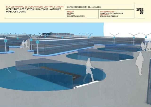 16909332710 0cdf0e8f5f z - 7550 New Bike Parking Spots at Copenhagen Central Station