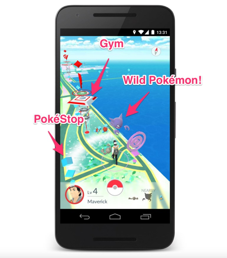 Pokemon Go - 3 Things