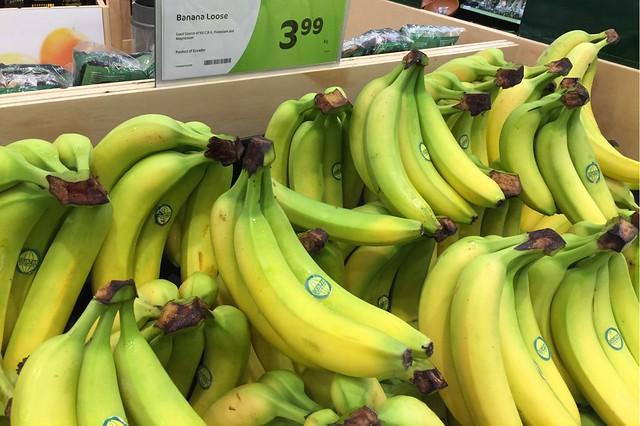 Banana loose