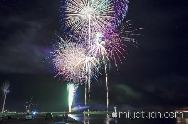 瀬棚花火-3