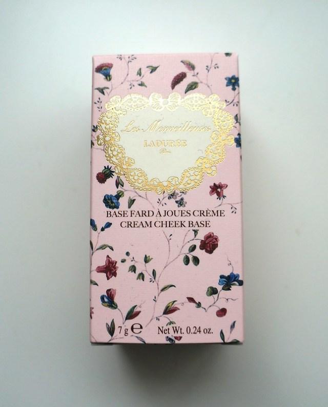 Cream blush in box