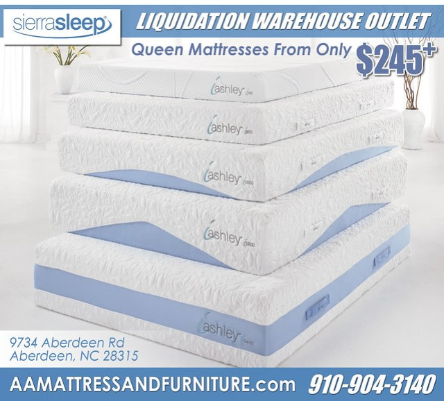 Sierra Sleep Liquidation Warehouse