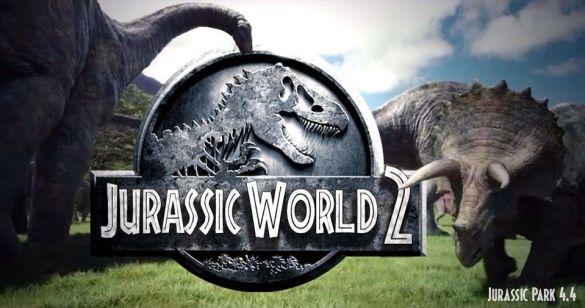 Logo Jurassic World 2