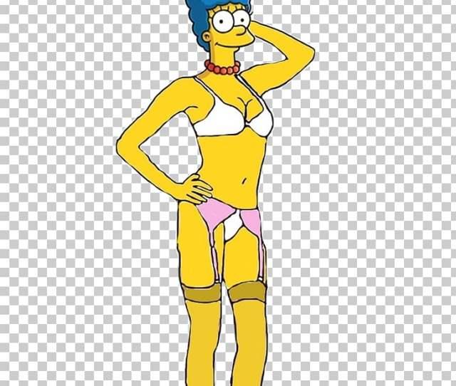 Marge Simpson Bart Simpson Lisa Simpson Homer Simpson Nude