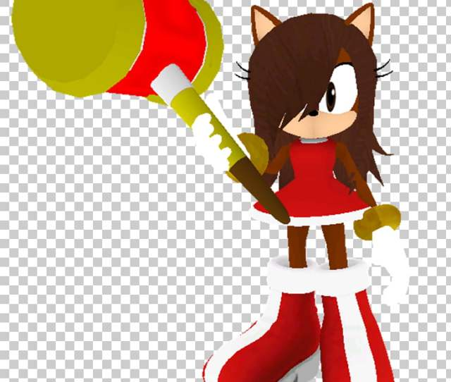 Mammal Character Fiction Mobius Unleashed Amy Rose Png Clipart