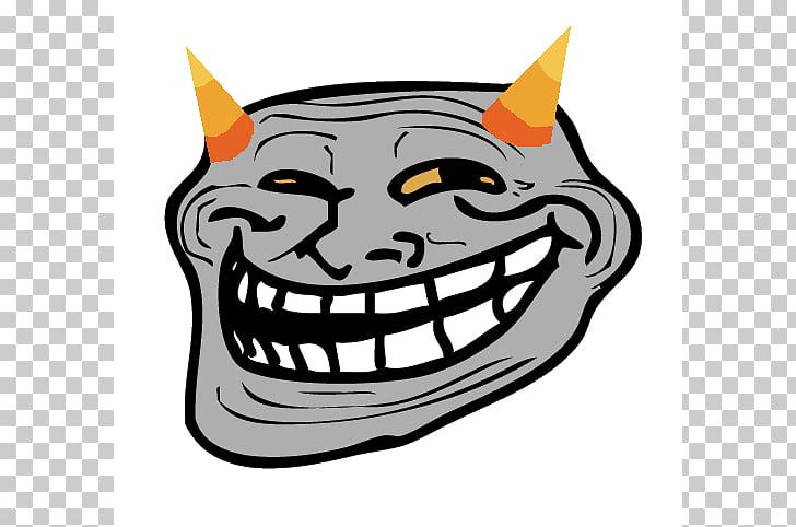 Trollface Clipart Troll Face Discord Emoji Free Transparent