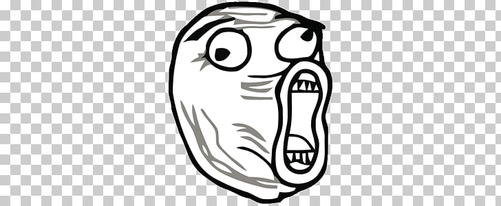 Open Mouth Troll Face Lol Meme Face Png Clipart Free Cliparts