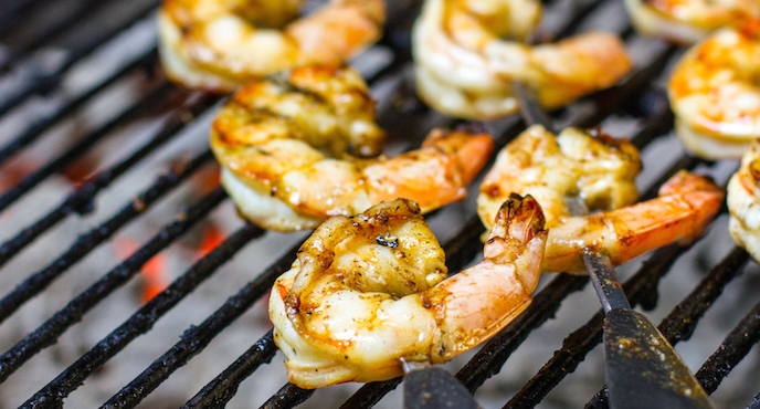 Shrimp On The Grill – Easy, Fast And Delicious