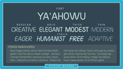 Ya'ahowu