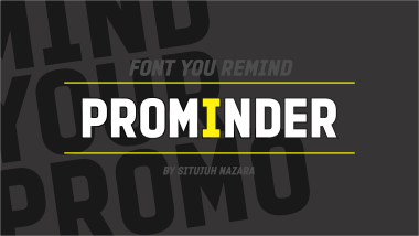 Prominder font Situjuh Nazara 2016 a