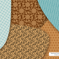 Seamless Patterns Font