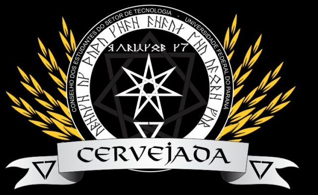 Simbolo oficial da Cervejada do C7, atualizado em 2015