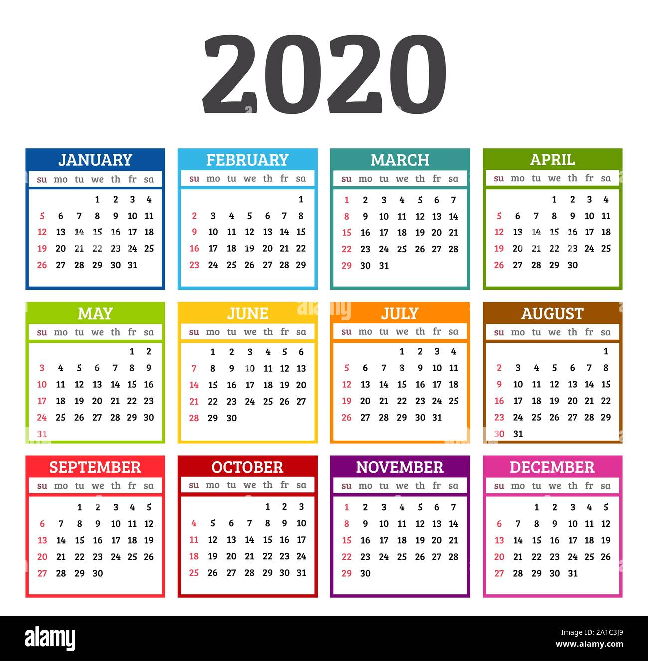 Calendar Cut Out Stock Images Amp Pictures