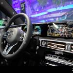 Frankfurt Germany Sep 11 2019 Interior Dashboard View Of The Mercedes Benz Eqc 400 Electric Suv Car Showcased At The Frankfurt Iaa Motor Show 201 Stock Photo Alamy