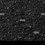 Stone Asphalt Texture Background Black Granite Gravel Stock Photo Alamy