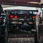 Nissan Skyline Sports Car High Resolution Stock Photography And Images Alamy