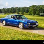 Jaguar Xj Old High Resolution Stock Photography And Images Alamy