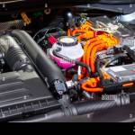 Electric Car Engine High Resolution Stock Photography And Images Alamy