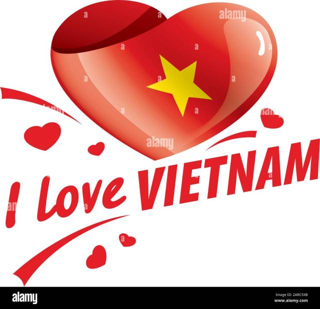 I Love Vietnam High Resolution Stock Photography and Images - Alamy