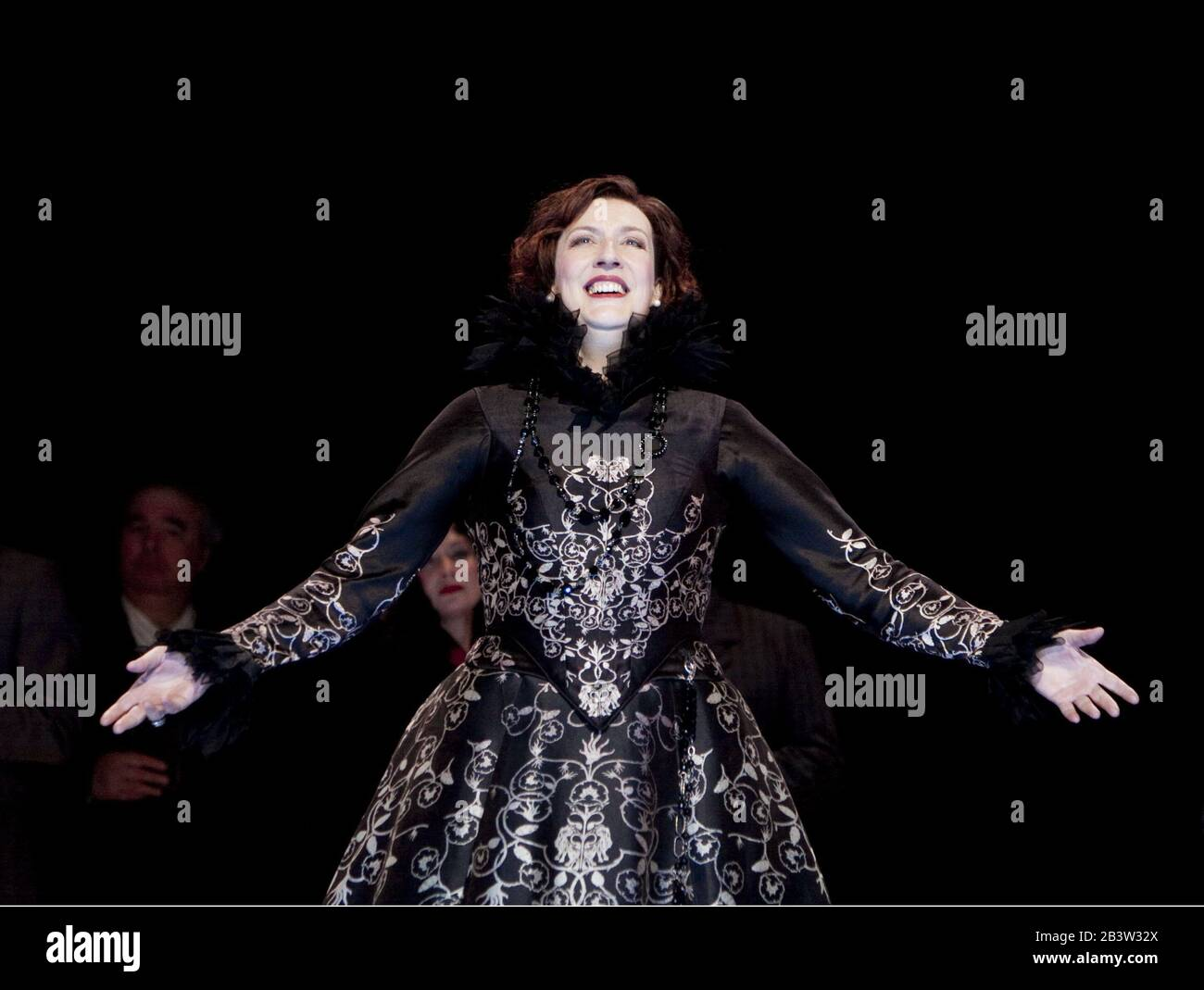 https www alamy com maria stuarda mary stewart by donizetti conductor guido rumstadt lighting lucy carter design direction antony mcdonald sarah connolly mary stuart opera north leeds england 04062010 image346602562 html