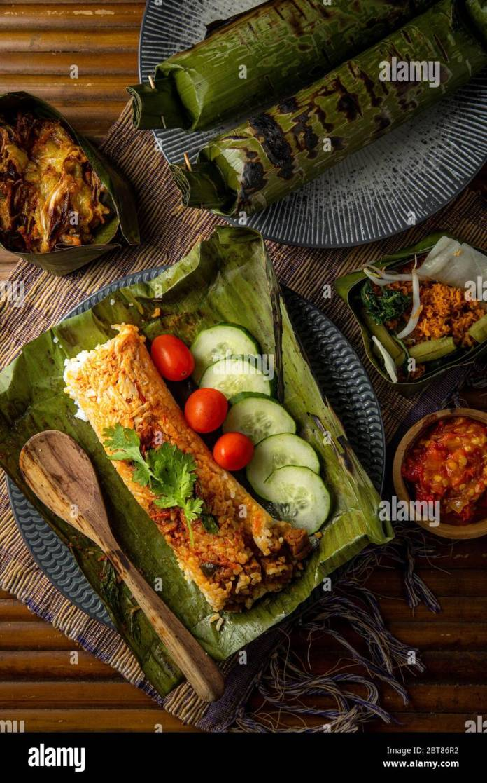 Indonesian Traditional Food Photography High Resolution Stock Photography And Images Alamy
