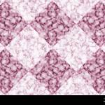Pink And White Marble Tiles Stock Photo Alamy